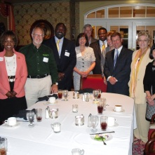 Martin Hunt - 2012 HBS Club of Philadelphia SEI Luncheon