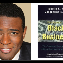 Martin Hunt - Co-author - Hostory of Black Business